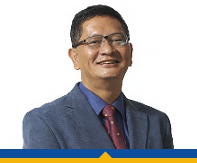 Tan Keng Hoe Melvin<br>General Manager for Supply Chain Management