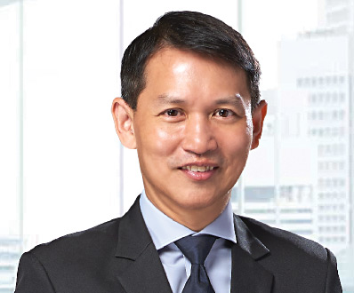 Ho Boon Chuan Wilson <br>Lead Independent Director