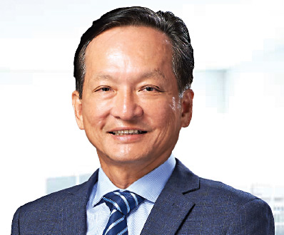 Thomas Tan<br>Executive Chairman & CEO