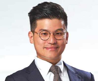 Tan Wen Hao Justin Anderson <br>Chief Operating Officer Offshore & Marine