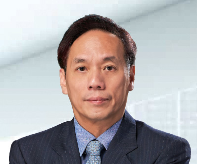 Michael Law<br>Chief Financial Officer