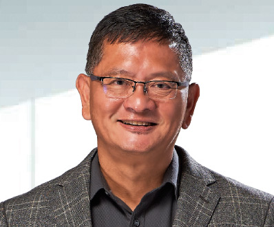 Tan Keng Hoe Melvin<br>Chief Technical Officer